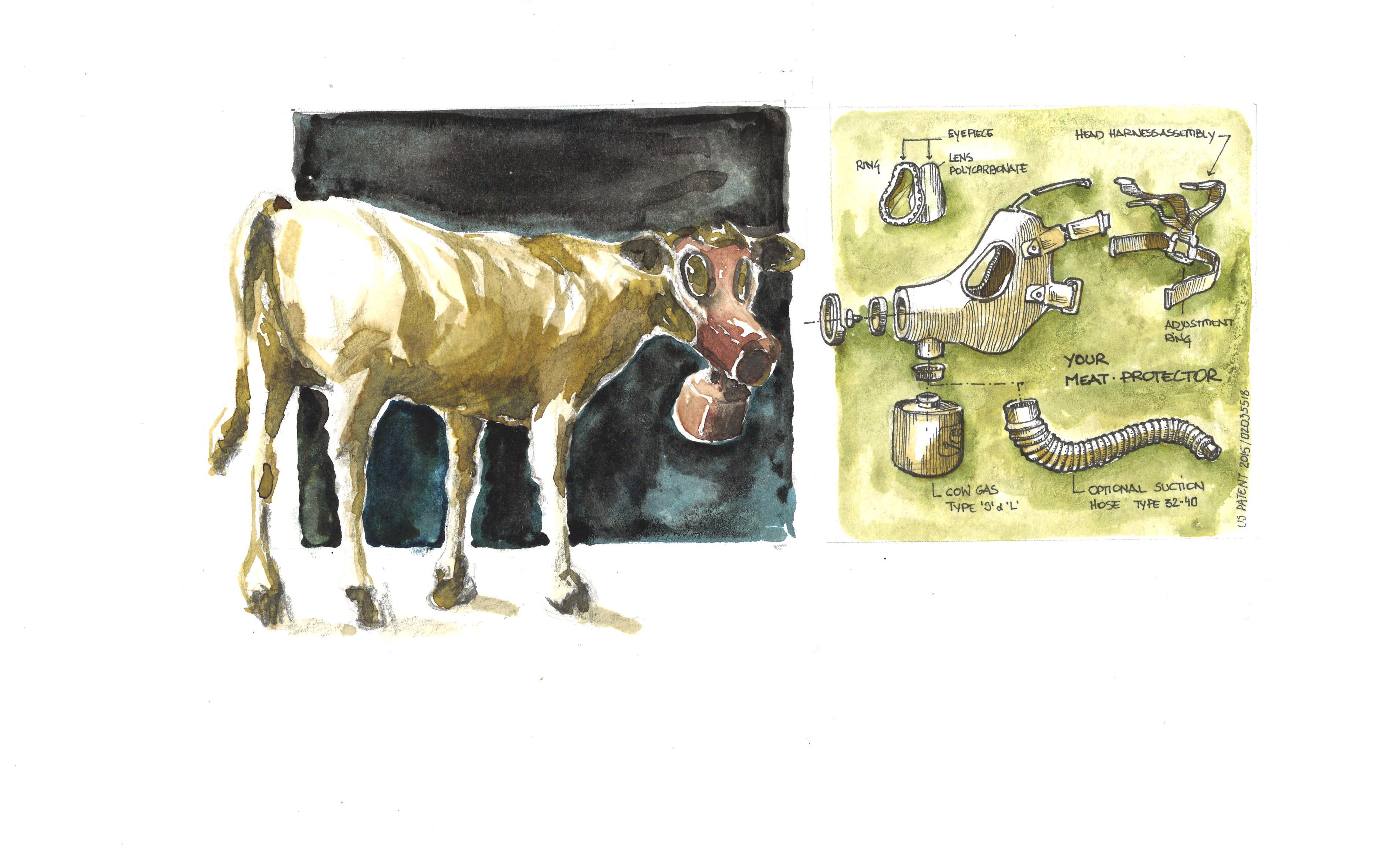 cow-gasmasker